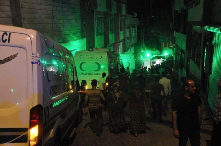Gaziantep saldırısının 13 sır şifresi 12