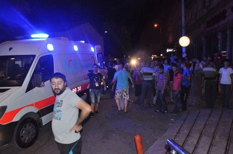 Gaziantep saldırısının 13 sır şifresi 13