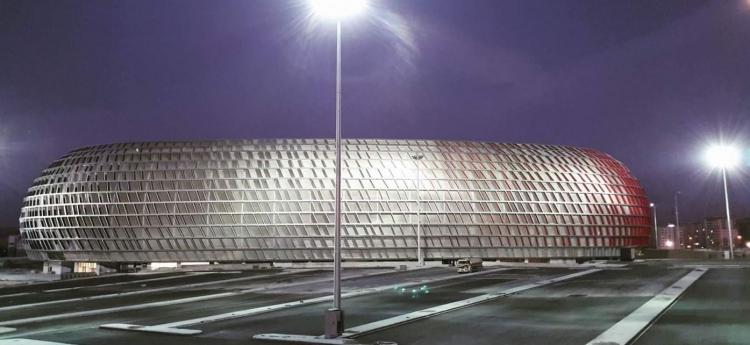 Türkiye'nin yeni stadyumları göz kamaştırıyor 1