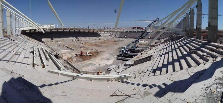 Türkiye'nin yeni stadyumları göz kamaştırıyor 13
