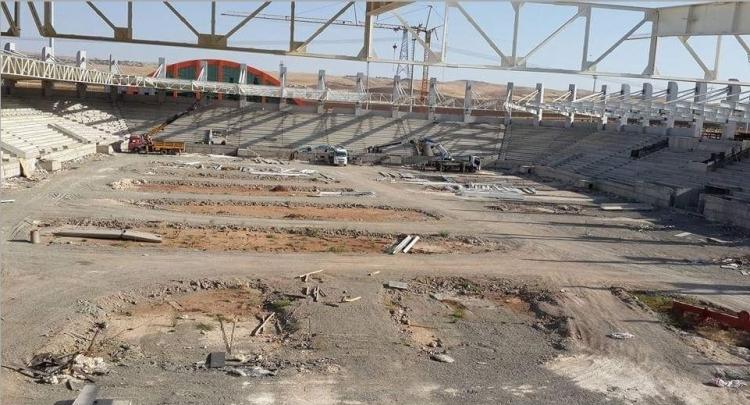 Türkiye'nin yeni stadyumları göz kamaştırıyor 14