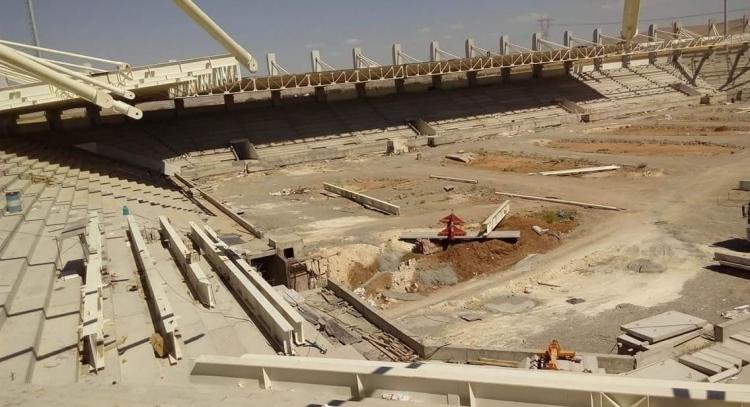 Türkiye'nin yeni stadyumları göz kamaştırıyor 15