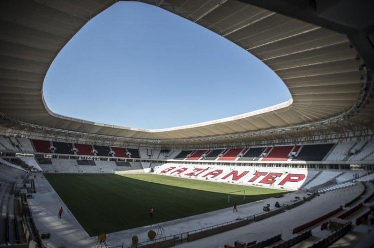 Türkiye'nin yeni stadyumları göz kamaştırıyor 2