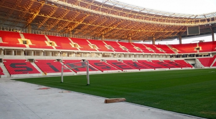 Türkiye'nin yeni stadyumları göz kamaştırıyor 20