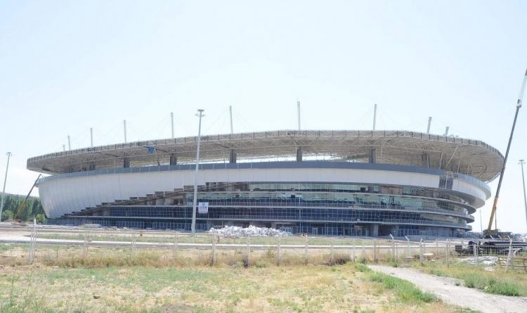 Türkiye'nin yeni stadyumları göz kamaştırıyor 21