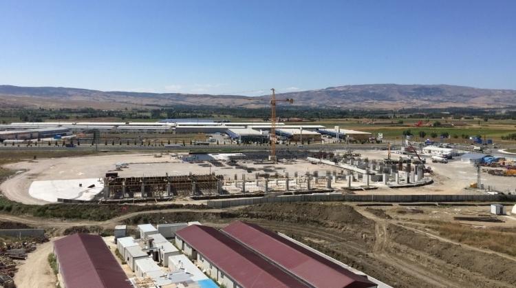 Türkiye'nin yeni stadyumları göz kamaştırıyor 22