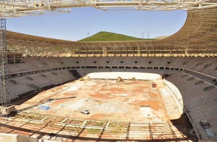 Türkiye'nin yeni stadyumları göz kamaştırıyor 24