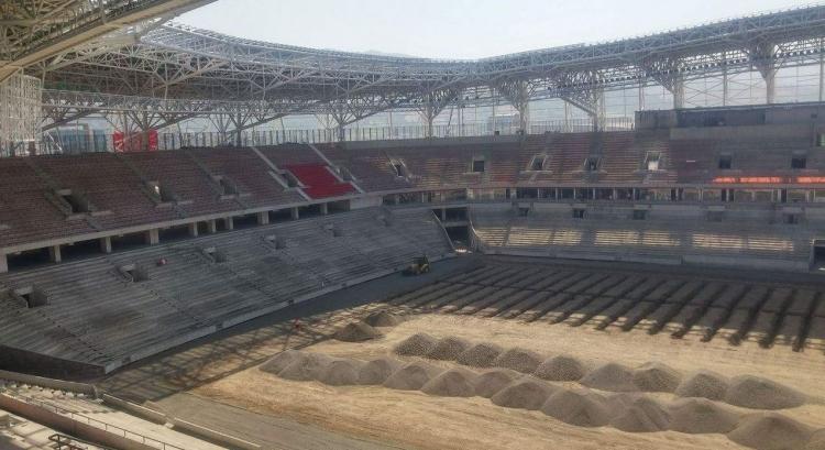 Türkiye'nin yeni stadyumları göz kamaştırıyor 29