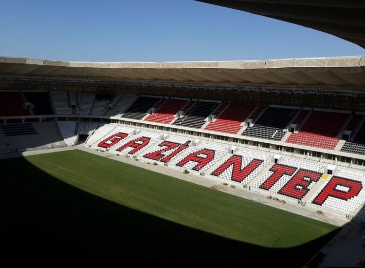 Türkiye'nin yeni stadyumları göz kamaştırıyor 3