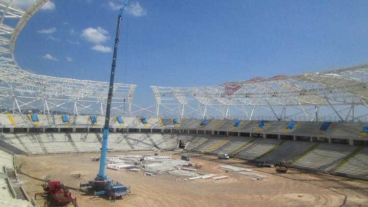 Türkiye'nin yeni stadyumları göz kamaştırıyor 35