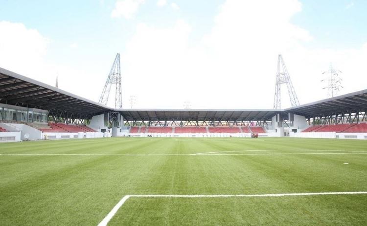 Türkiye'nin yeni stadyumları göz kamaştırıyor 39