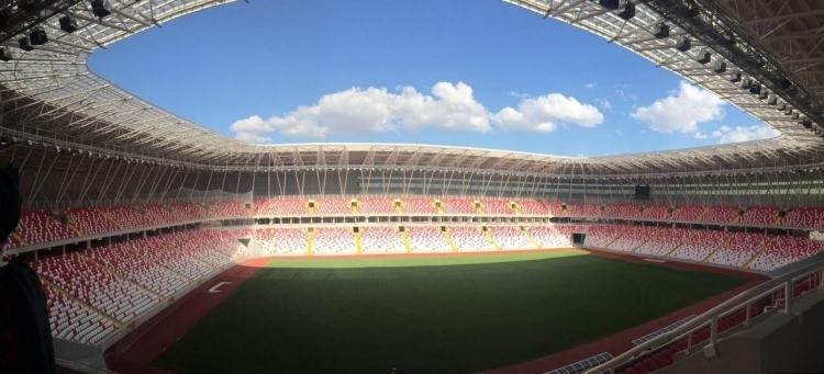 Türkiye'nin yeni stadyumları göz kamaştırıyor 4