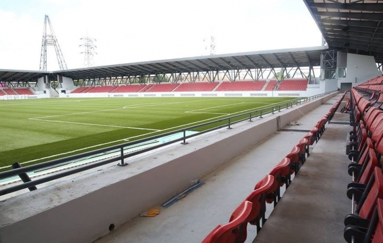 Türkiye'nin yeni stadyumları göz kamaştırıyor 40