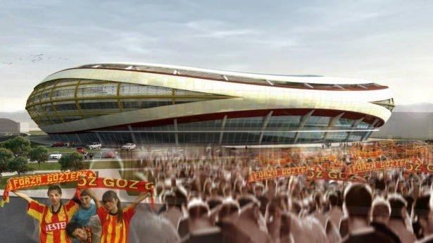 Türkiye'nin yeni stadyumları göz kamaştırıyor 45