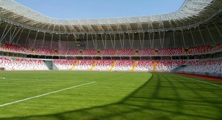 Türkiye'nin yeni stadyumları göz kamaştırıyor 5