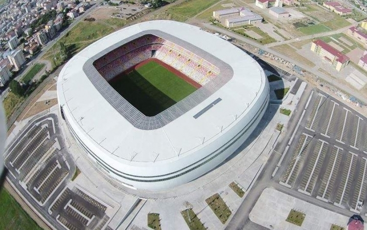 Türkiye'nin yeni stadyumları göz kamaştırıyor 6