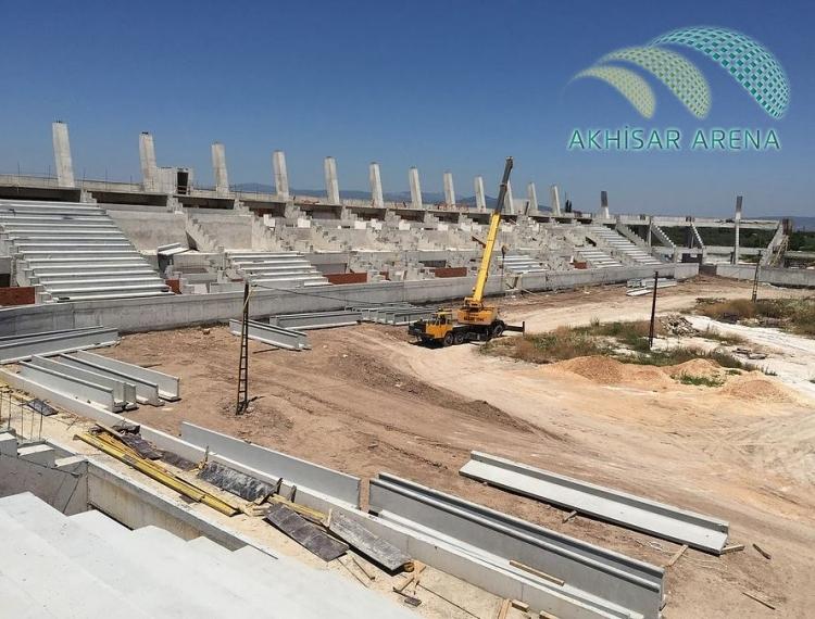 Türkiye'nin yeni stadyumları göz kamaştırıyor 7