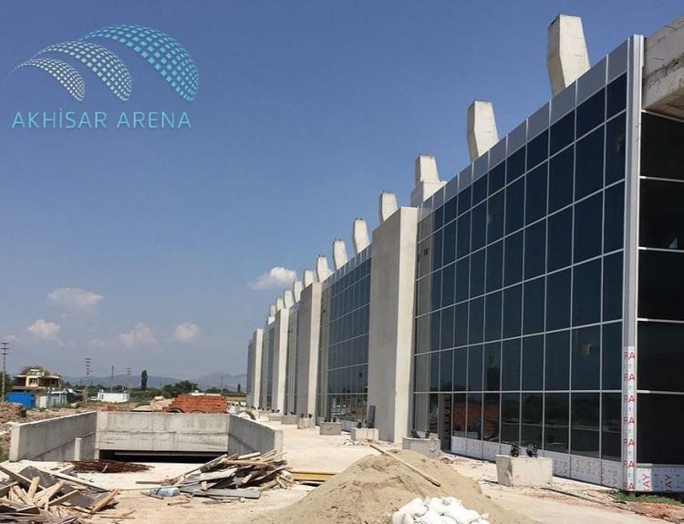 Türkiye'nin yeni stadyumları göz kamaştırıyor 8