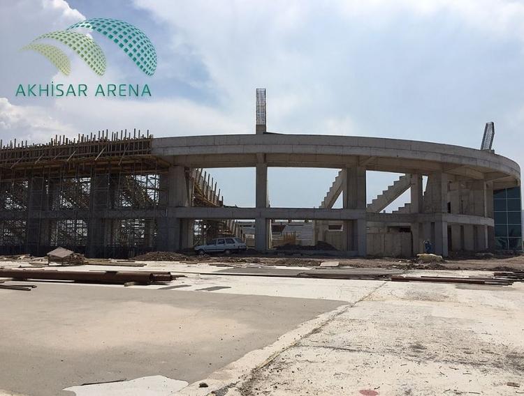 Türkiye'nin yeni stadyumları göz kamaştırıyor 9