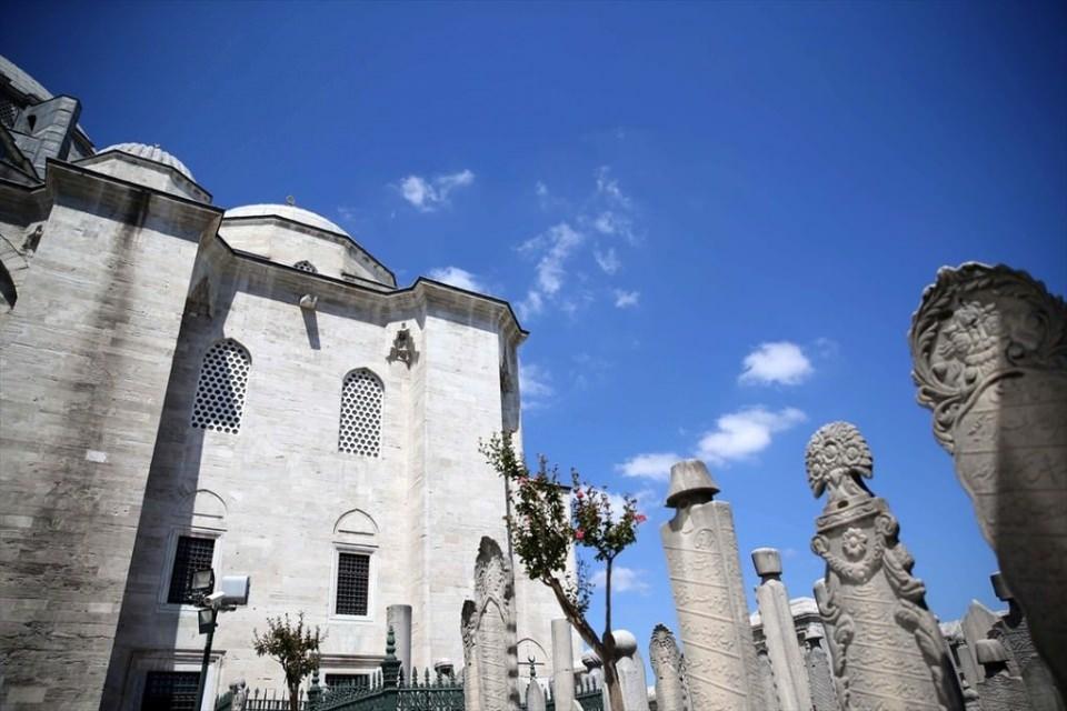 Süleymaniye Caminin gizli dehlizleri 11
