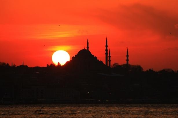 Süleymaniye Caminin gizli dehlizleri 15