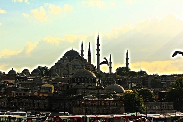 Süleymaniye Caminin gizli dehlizleri 16