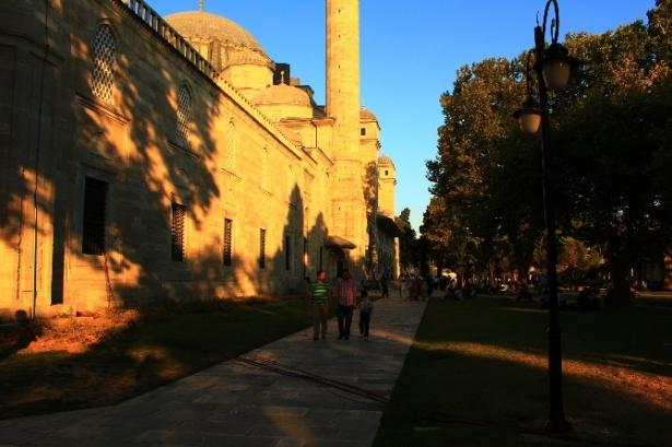 Süleymaniye Caminin gizli dehlizleri 19