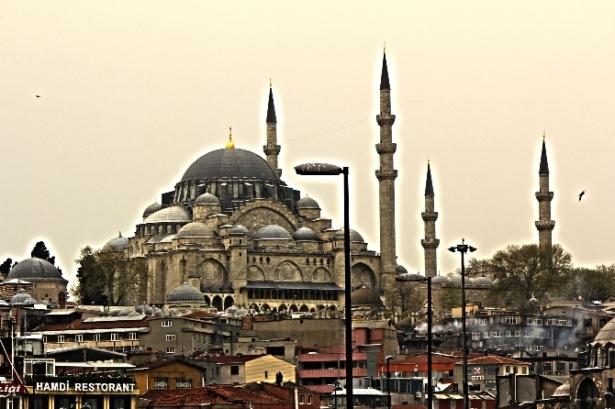 Süleymaniye Caminin gizli dehlizleri 22