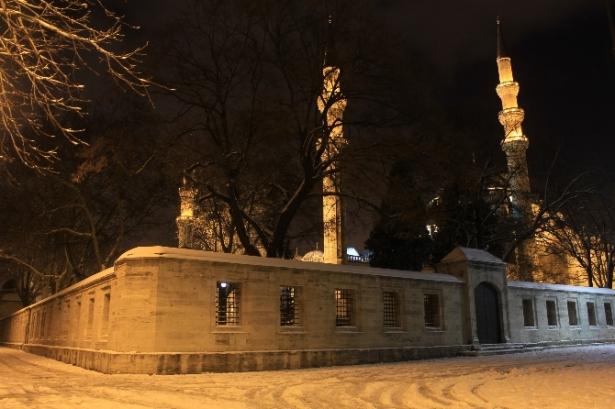 Süleymaniye Caminin gizli dehlizleri 23