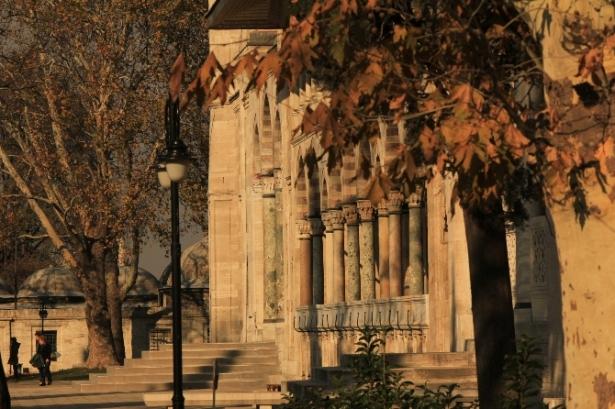 Süleymaniye Caminin gizli dehlizleri 25