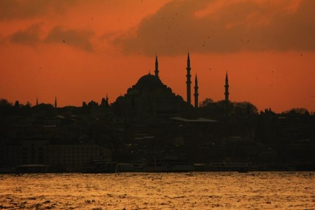 Süleymaniye Caminin gizli dehlizleri 27
