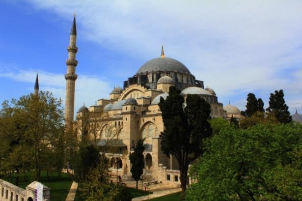 Süleymaniye Caminin gizli dehlizleri 30