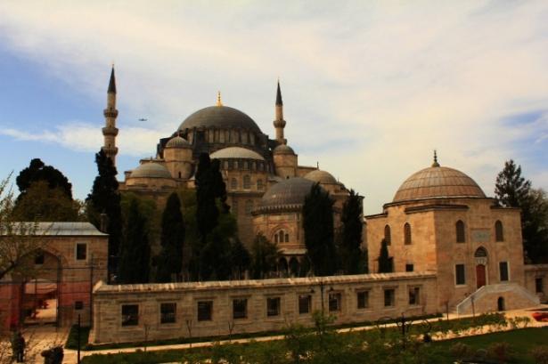 Süleymaniye Caminin gizli dehlizleri 31