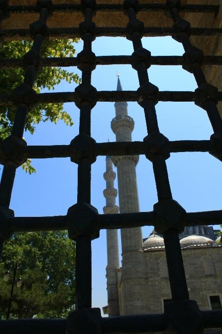 Süleymaniye Caminin gizli dehlizleri 32