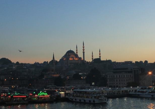 Süleymaniye Caminin gizli dehlizleri 34