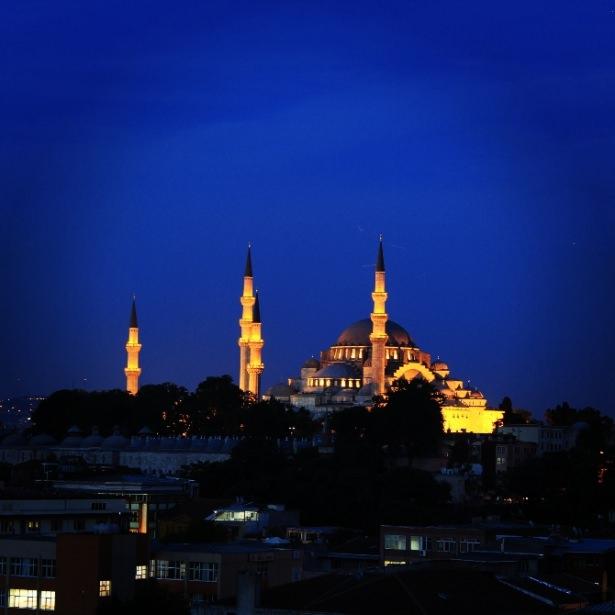 Süleymaniye Caminin gizli dehlizleri 36