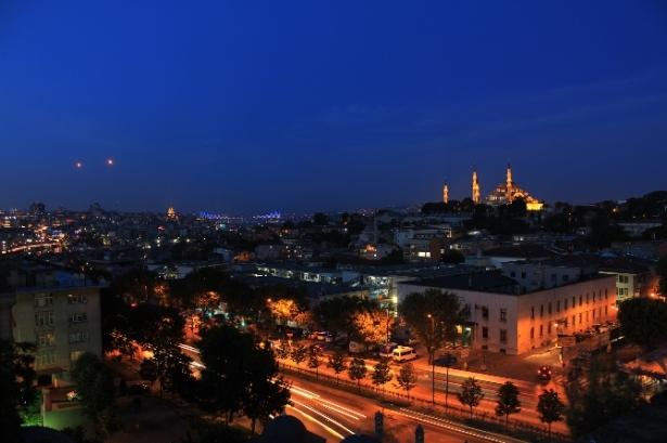 Süleymaniye Caminin gizli dehlizleri 37