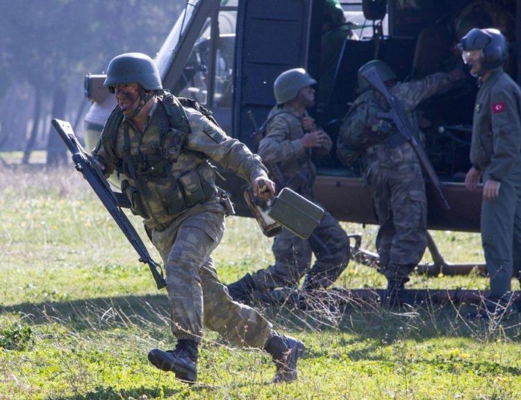 İşte Cerablus operasyonuna katılan birlikler 2
