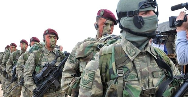 İşte Cerablus operasyonuna katılan birlikler 8