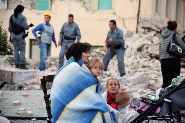İtalya'da deprem: 6 ölü 14