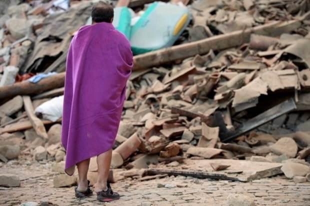 İtalya'da deprem: 6 ölü 8
