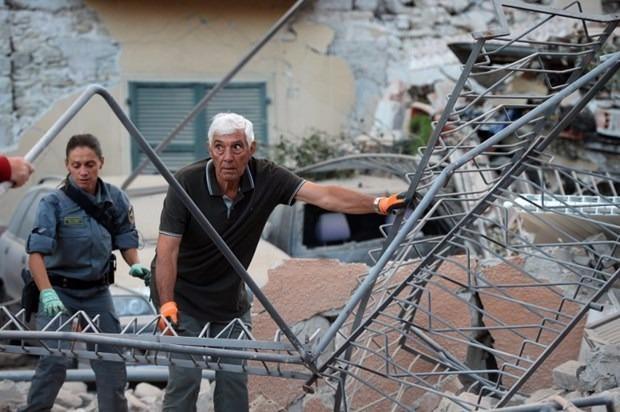 İtalya'da deprem: 6 ölü 9