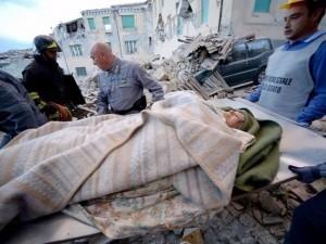 İtalya'da deprem: 6 ölü