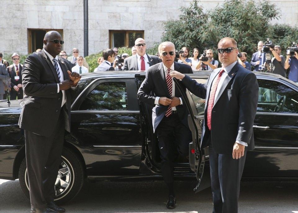 ABD Başkan Yardımcısı Biden, TBMM'de 10