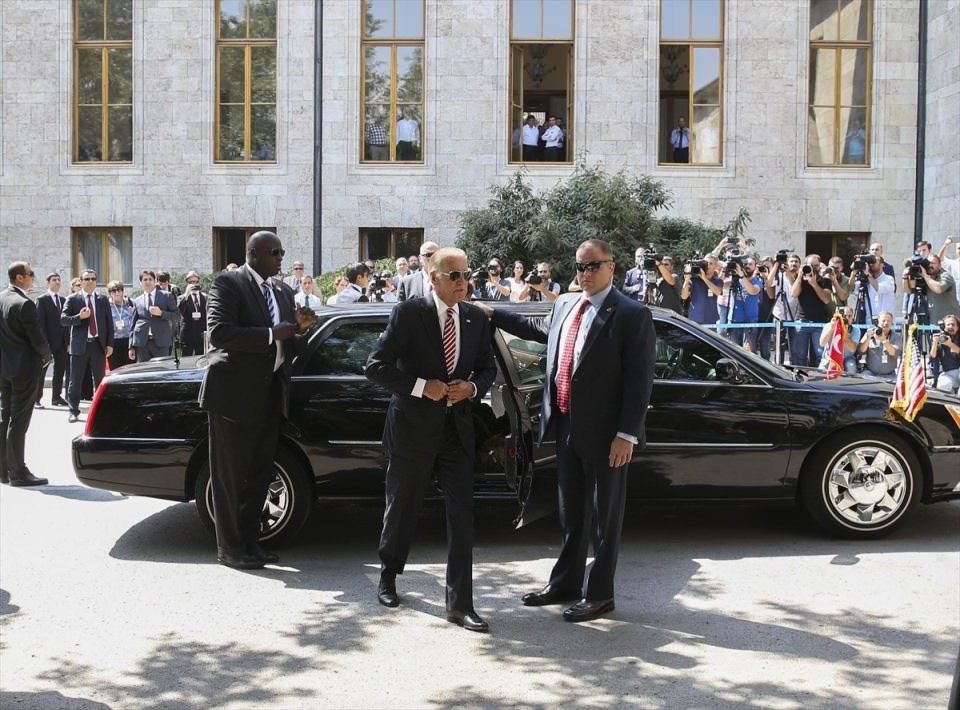 ABD Başkan Yardımcısı Biden, TBMM'de 11