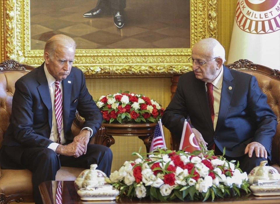 ABD Başkan Yardımcısı Biden, TBMM'de 20