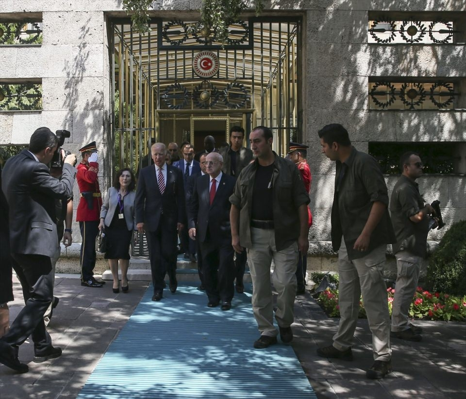 ABD Başkan Yardımcısı Biden, TBMM'de 25