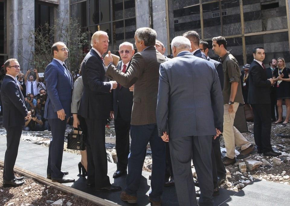 ABD Başkan Yardımcısı Biden, TBMM'de 27