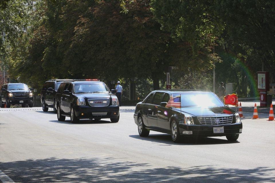 ABD Başkan Yardımcısı Biden, TBMM'de 3