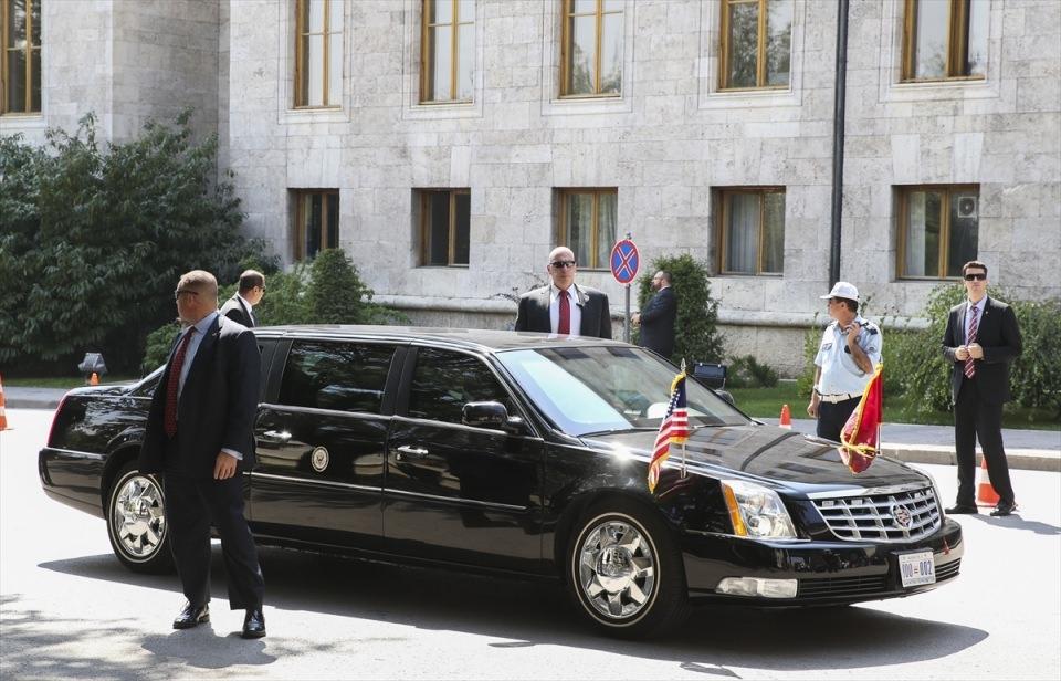 ABD Başkan Yardımcısı Biden, TBMM'de 5